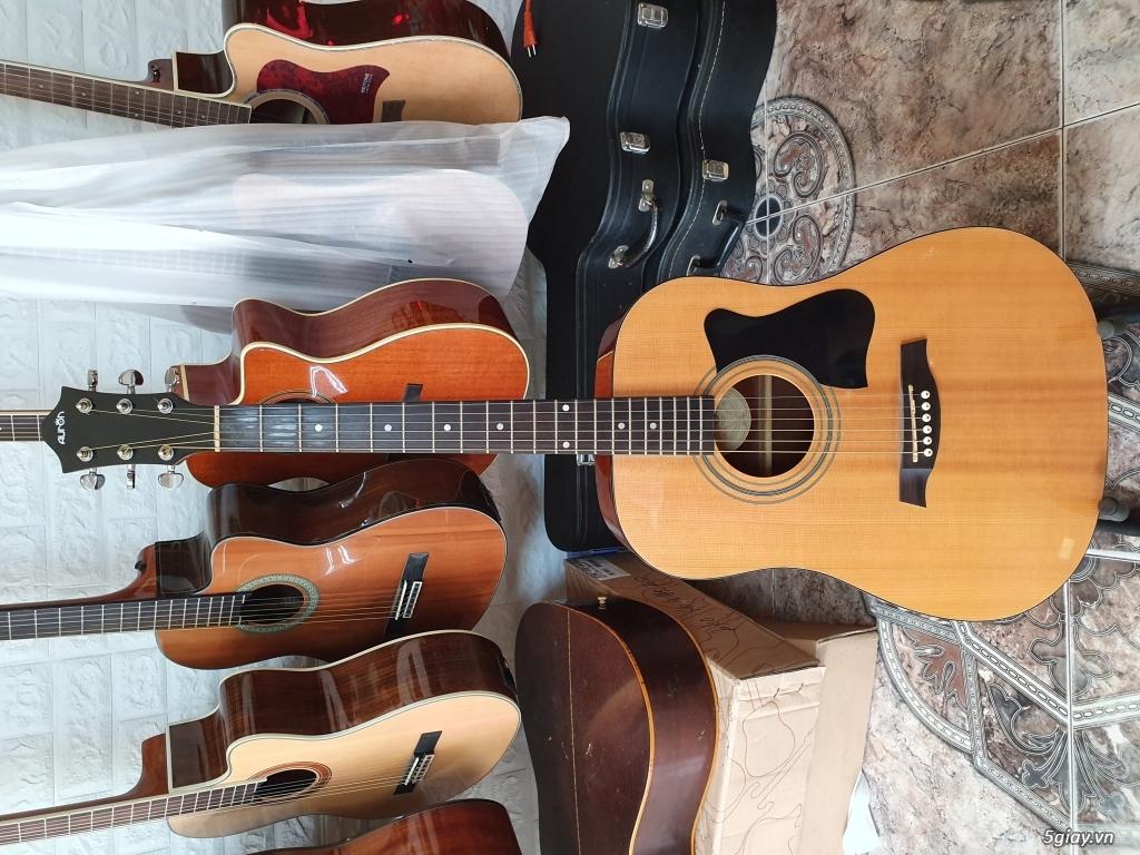 Đàn guitar Auron Pháp nhập khẩu