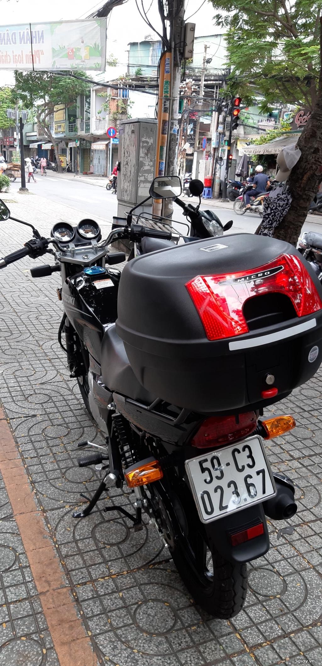 Thành phố HCM. Cần bán Suzuki HJ 125 - 1