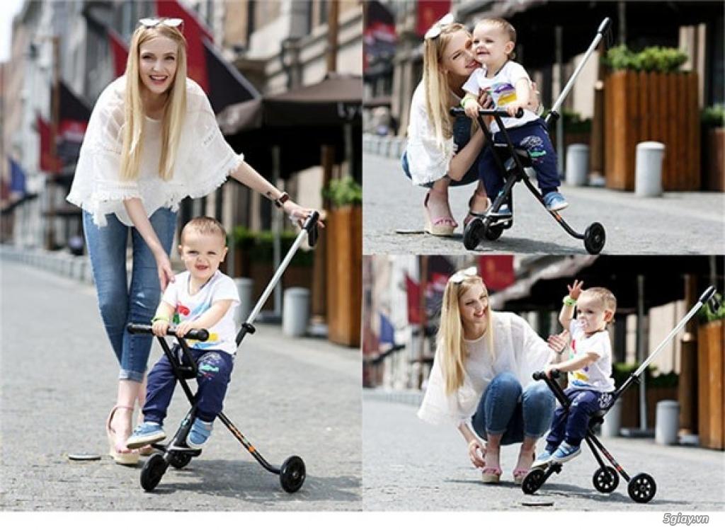 Cho thuê xe đẩy em bé(2 tuổi -4 tuổi)
