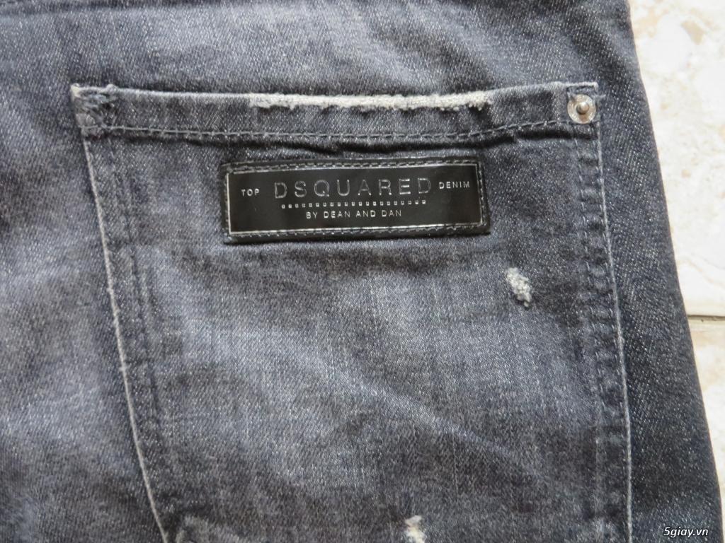 [authentic] jean Dsquared bigsize (2nd) - 3