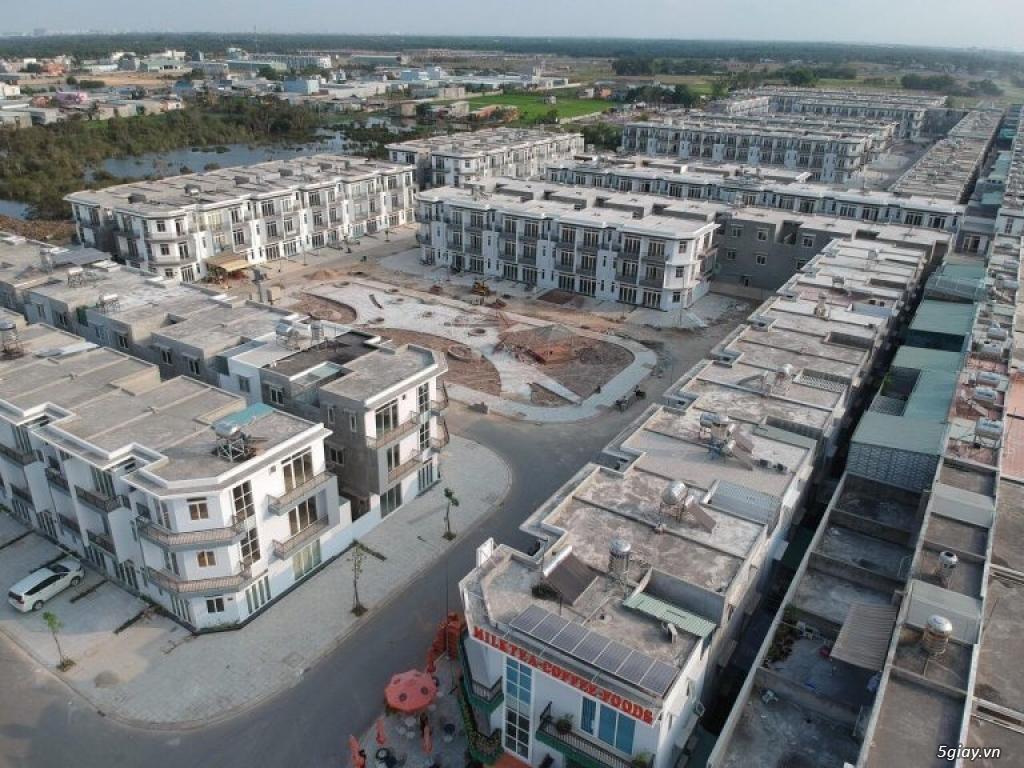 Bán Căn Hộ Khu Đô Thị Phúc An City , Giáp Ranh Hóc Môn 1km, Giá 380tr - 2