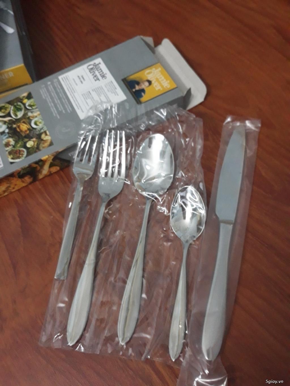 bộ dao nĩa của Anh Quốc