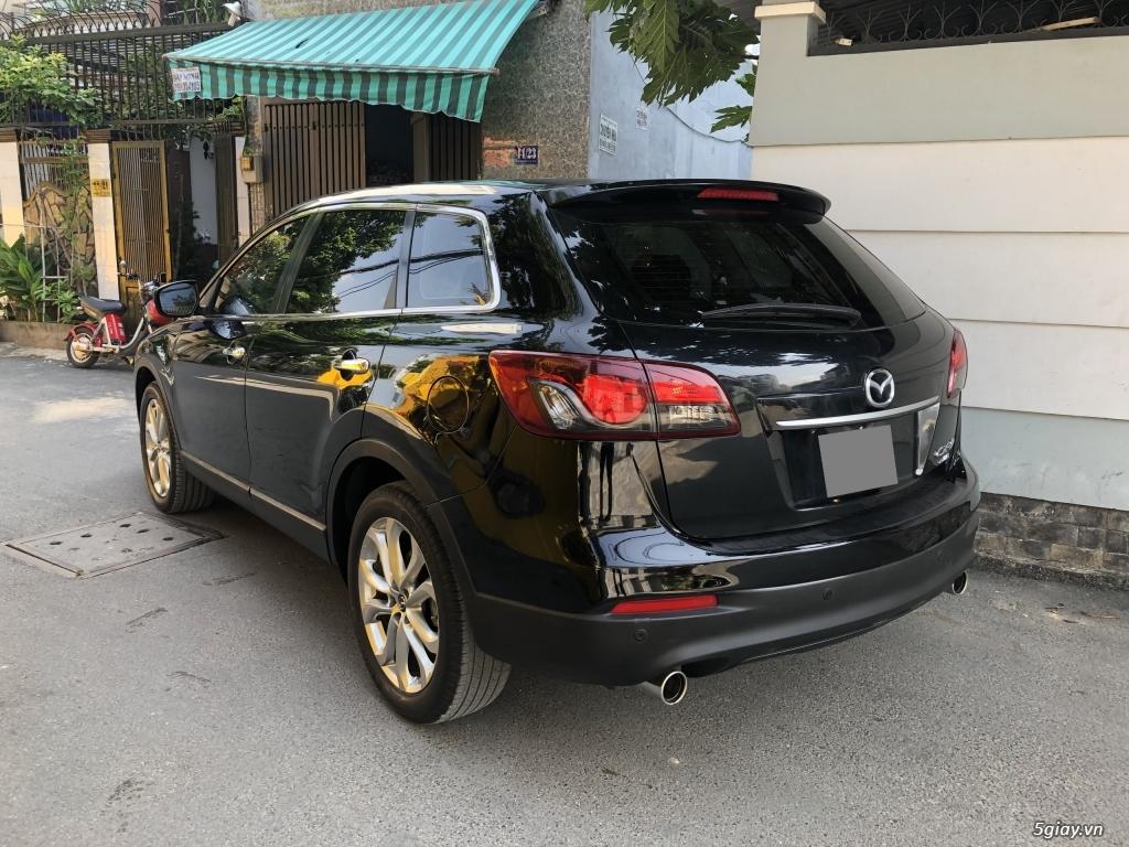 Bán Mazda CX9 màu đen 2014 xe chính chủ đi kỹ. - 11