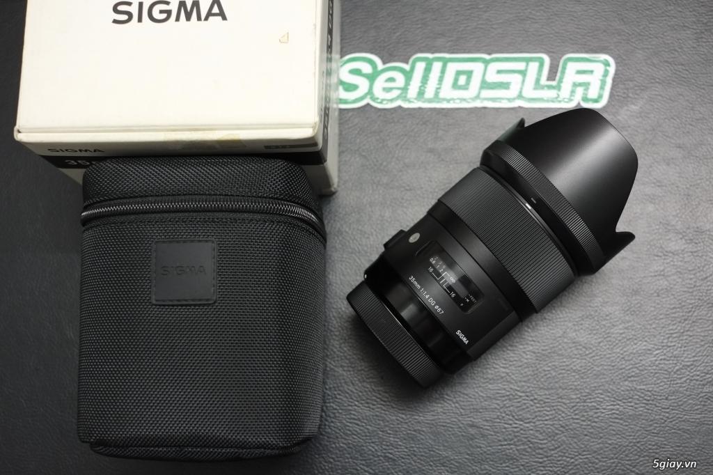 Canon 35F1.4 / 70-200F4 / 70-200F2.8 / Sigma 85 ART / 35 ART / 30 ART - 4