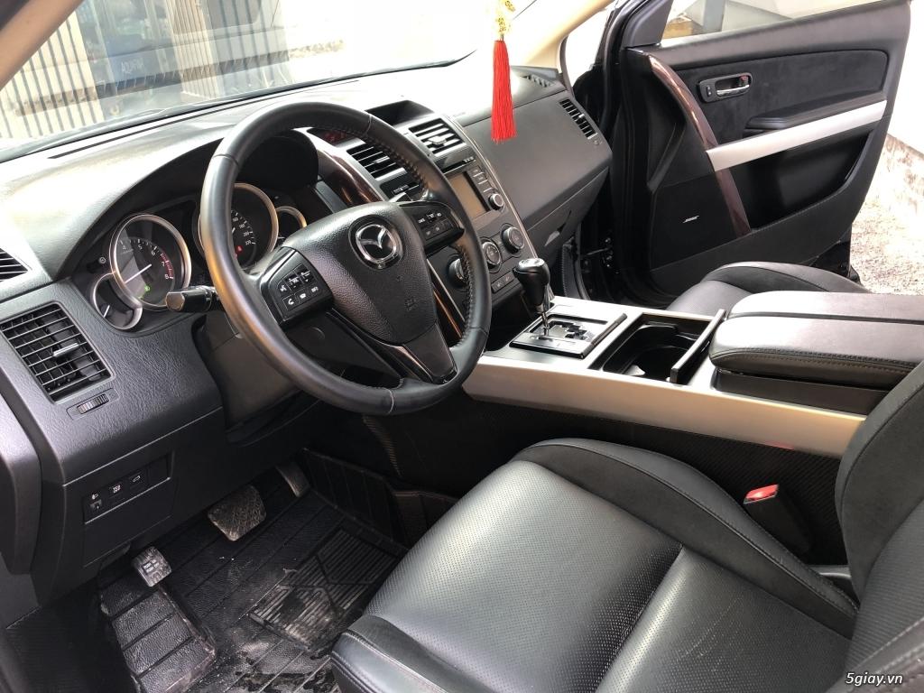 Bán Mazda CX9 màu đen 2014 xe chính chủ đi kỹ. - 10