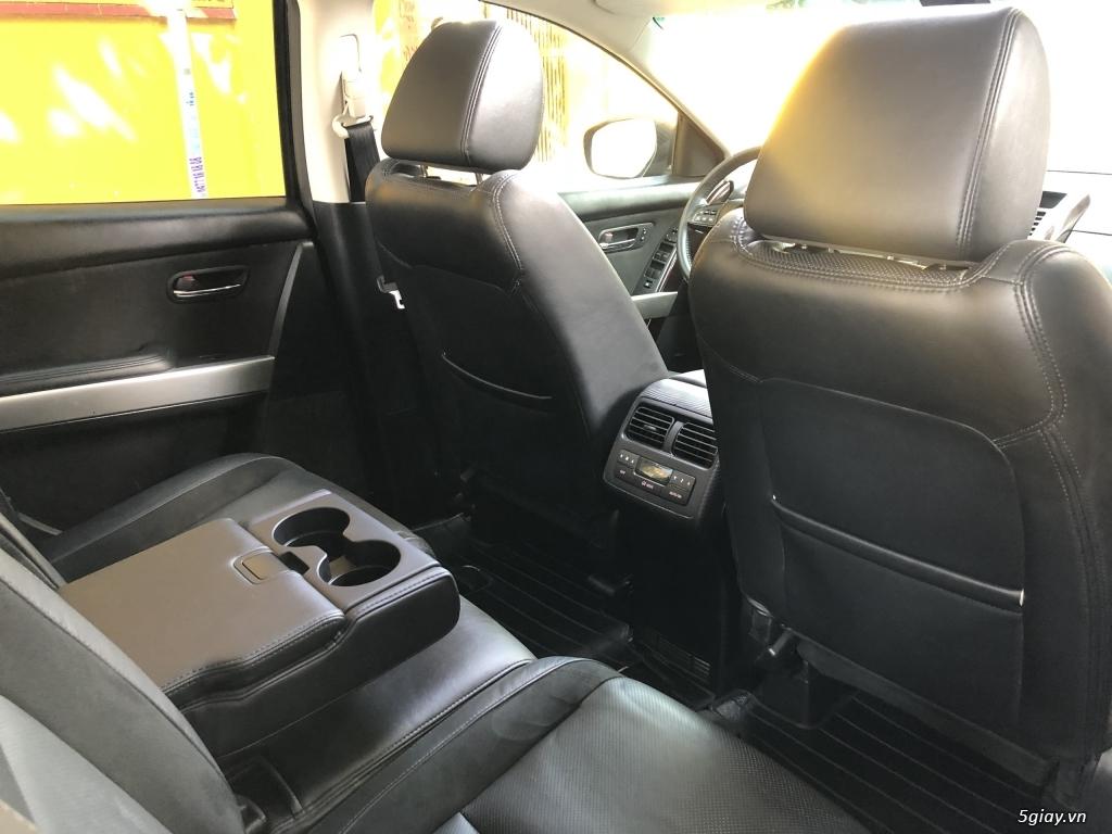 Bán Mazda CX9 màu đen 2014 xe chính chủ đi kỹ. - 12