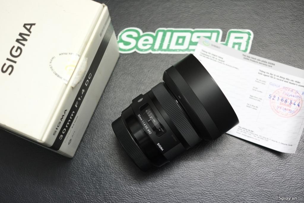 Canon 35F1.4 / 70-200F4 / 70-200F2.8 / Sigma 85 ART / 35 ART / 30 ART - 23