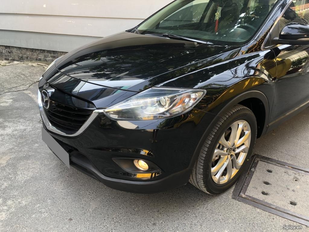 Bán Mazda CX9 màu đen 2014 xe chính chủ đi kỹ. - 7