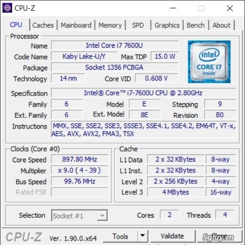 Cần bán: Dell 7480 core i7, QHD cảm ứng, MOD khủng. - 1