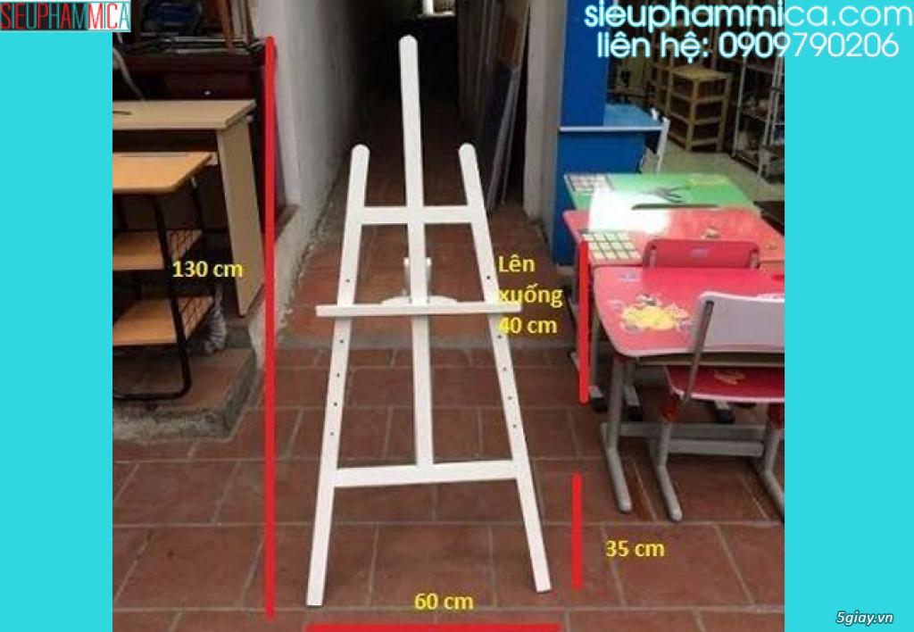 Cung cấp standee gỗ có sẵn cao 1m3 - 1
