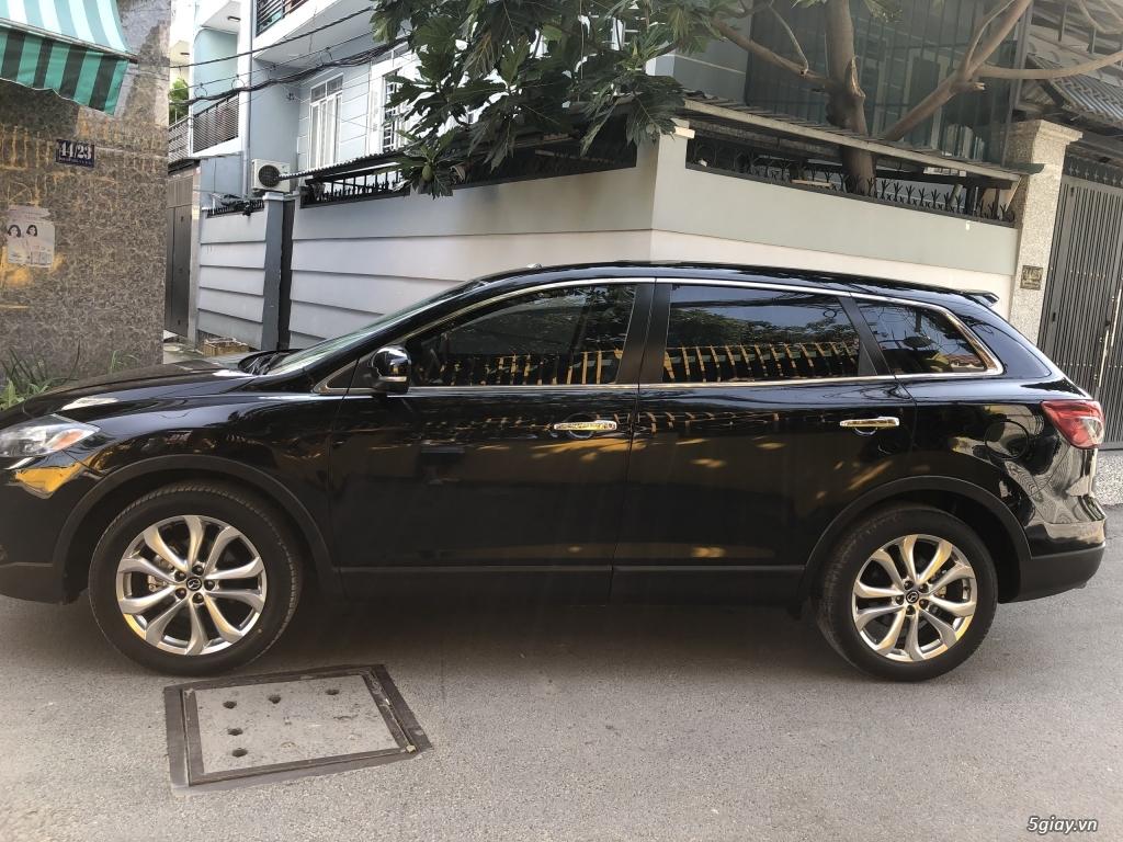 Bán Mazda CX9 màu đen 2014 xe chính chủ đi kỹ. - 5