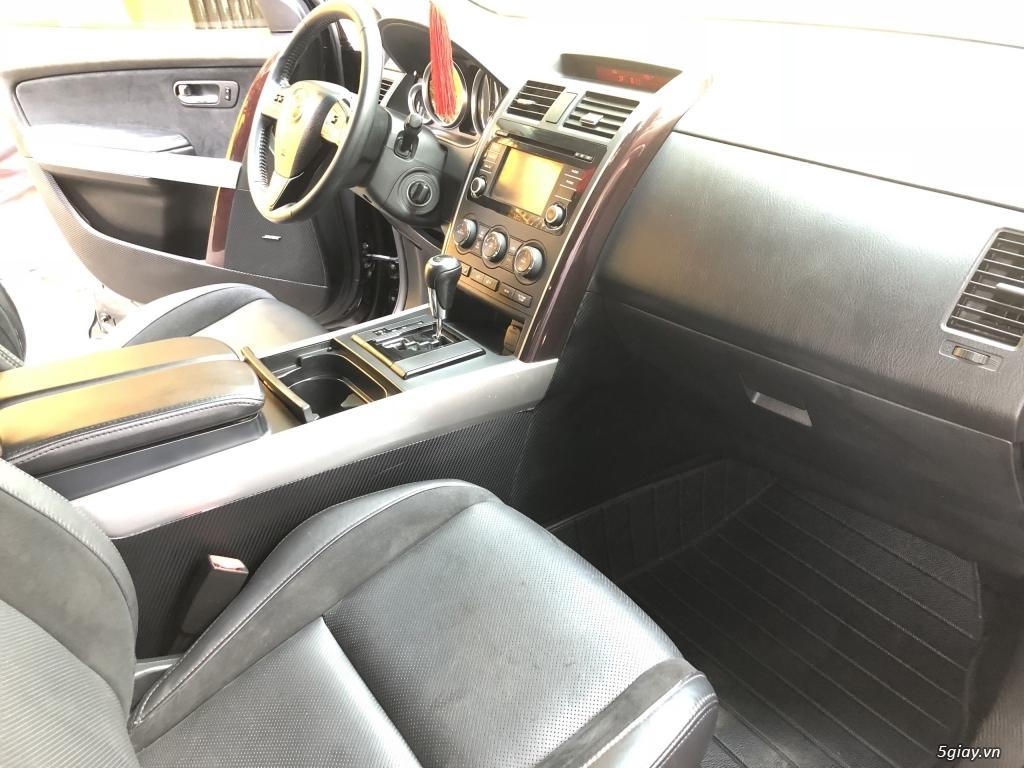 Bán Mazda CX9 màu đen 2014 xe chính chủ đi kỹ. - 15