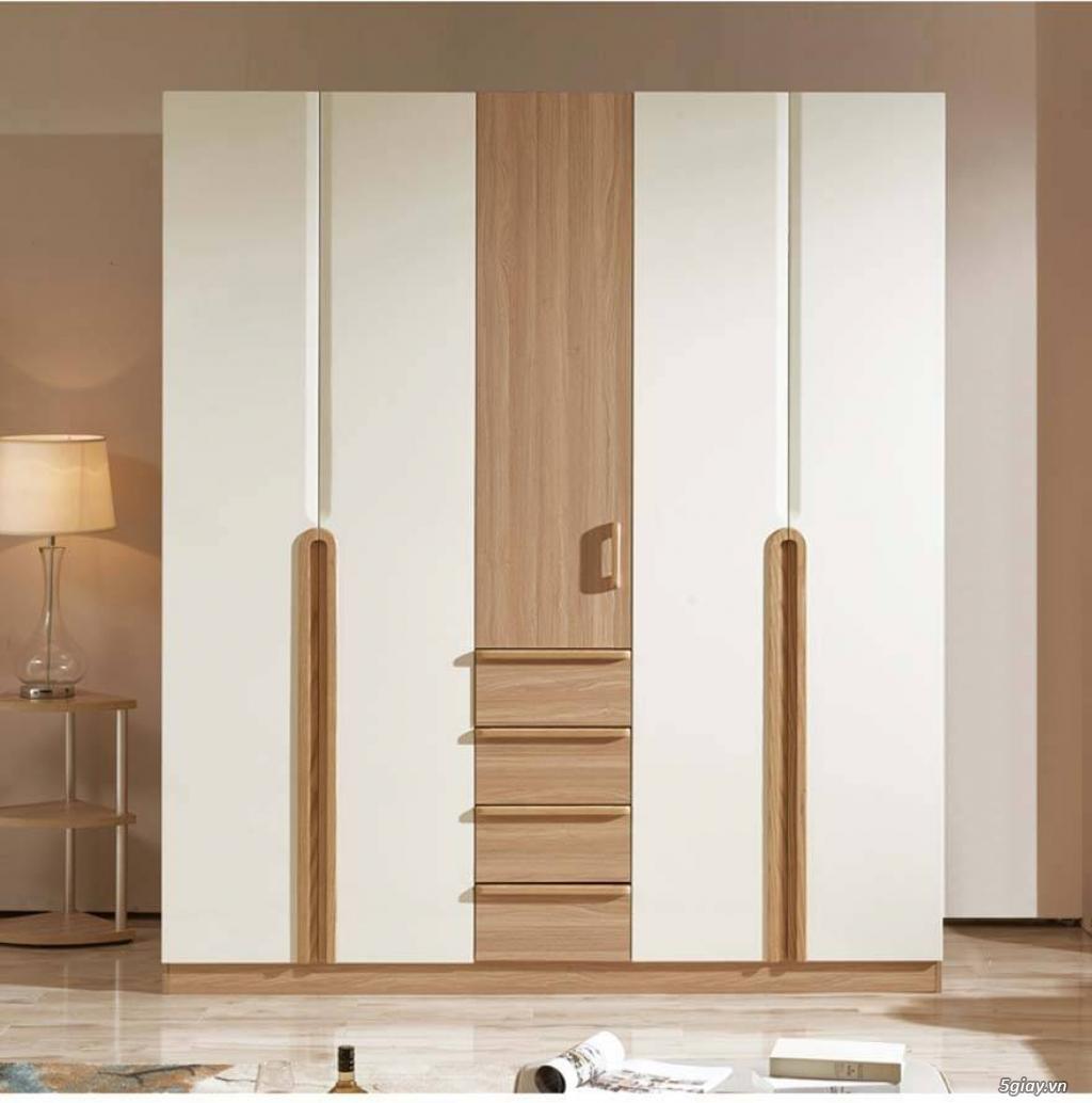Tủ áo - tủ âm tường ,Tủ áo acrylic,Tủ quần áo laminate chống trầy - 10
