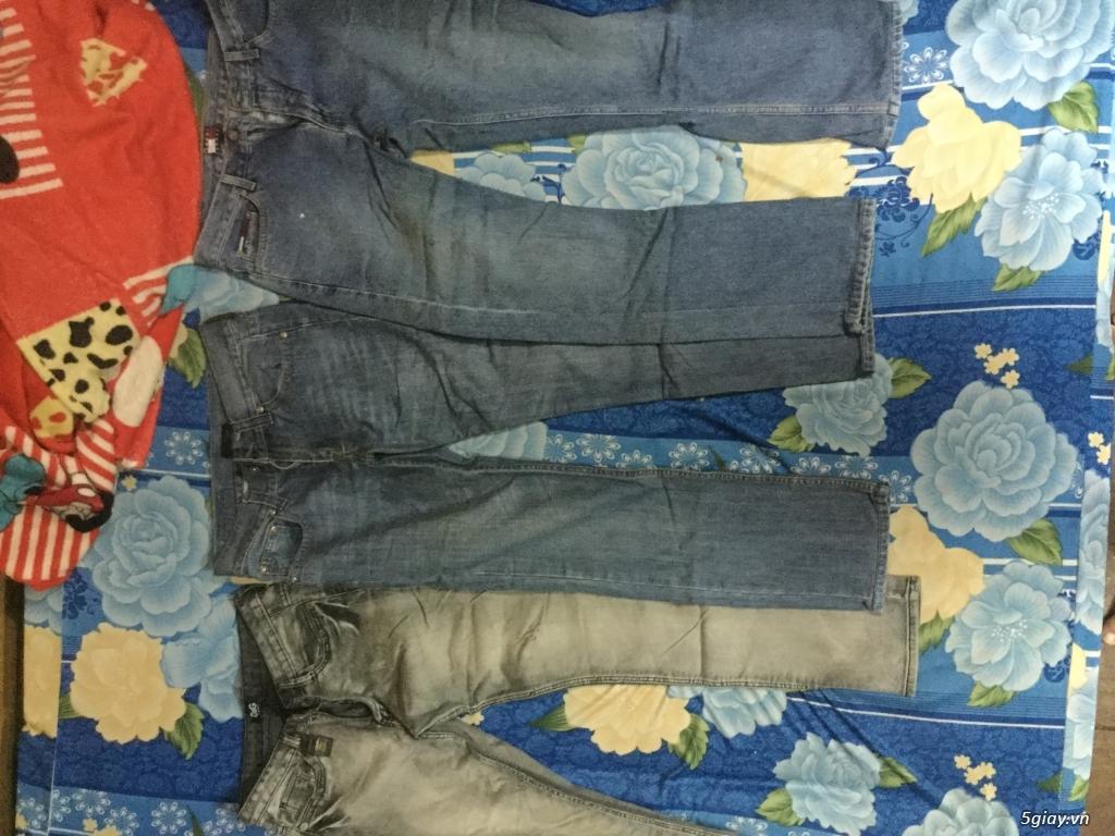 Thanh lý combo 3 quần jean 1 giá duy nhất