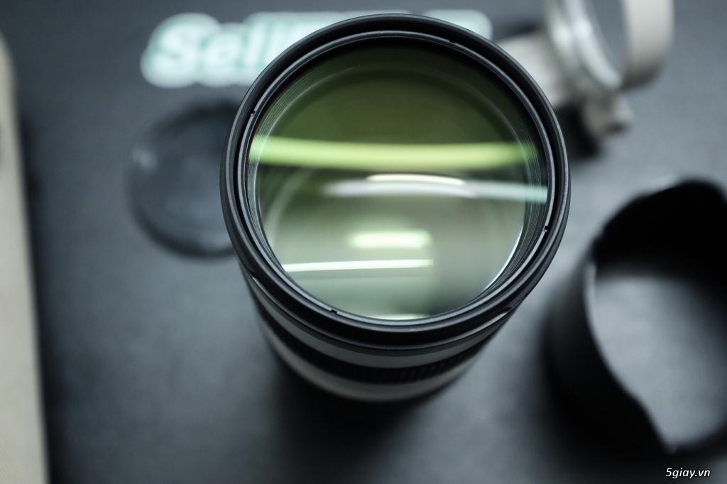Canon 35F1.4 / 70-200F4 / 70-200F2.8 / Sigma 85 ART / 35 ART / 30 ART - 18