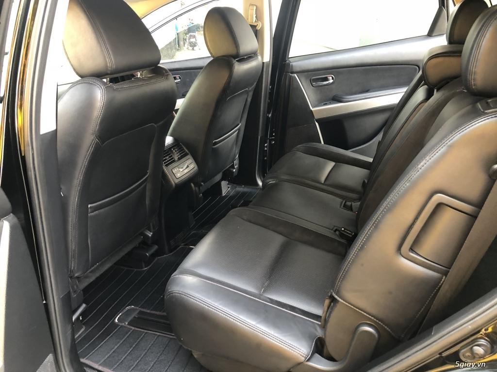Bán Mazda CX9 màu đen 2014 xe chính chủ đi kỹ. - 3