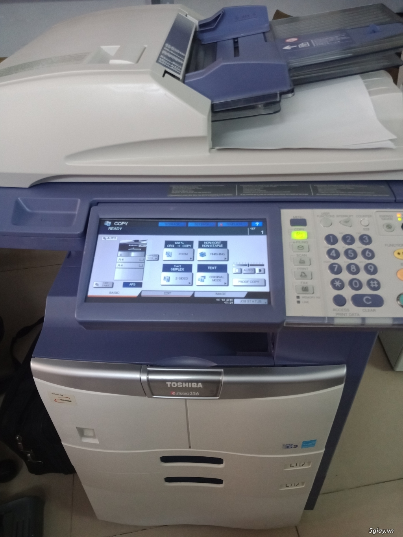 Máy photocopy toshiba e356 - 1