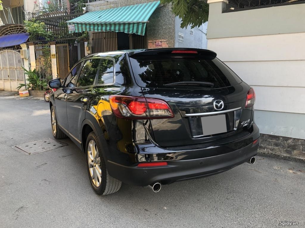Bán Mazda CX9 màu đen 2014 xe chính chủ đi kỹ. - 4