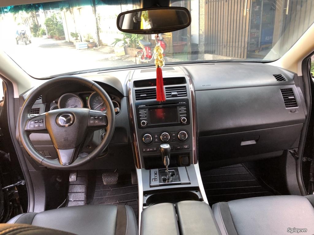 Bán Mazda CX9 màu đen 2014 xe chính chủ đi kỹ. - 13
