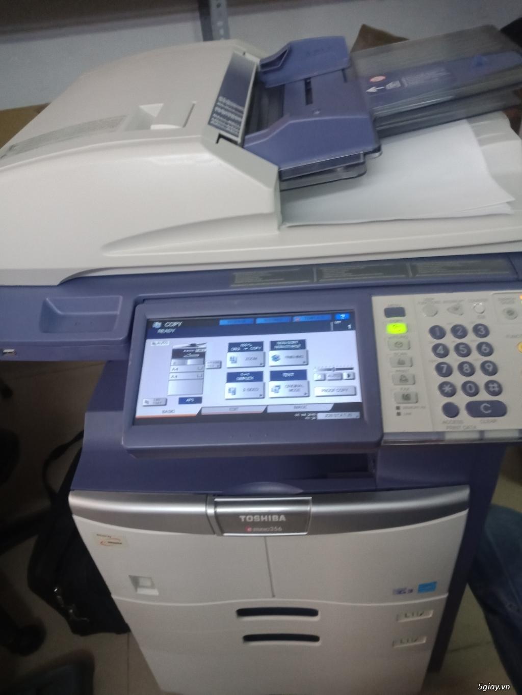 Máy photocopy toshiba e356
