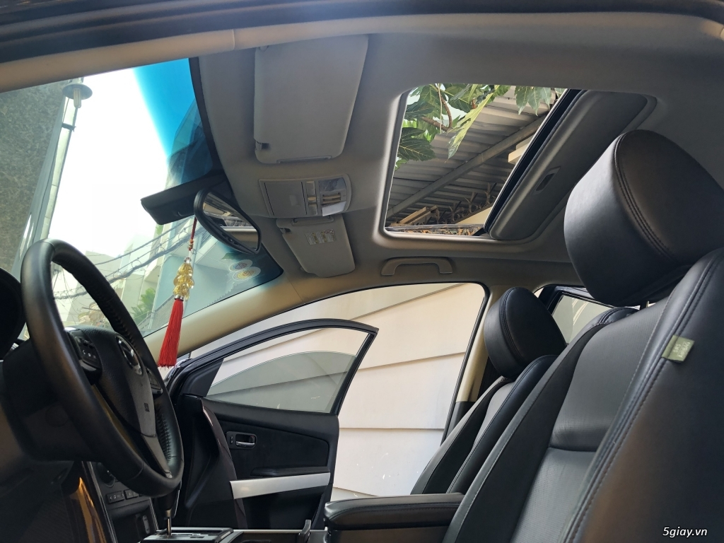 Bán Mazda CX9 màu đen 2014 xe chính chủ đi kỹ. - 16