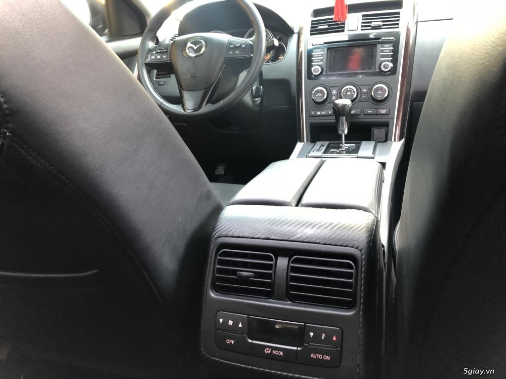 Bán Mazda CX9 màu đen 2014 xe chính chủ đi kỹ. - 14