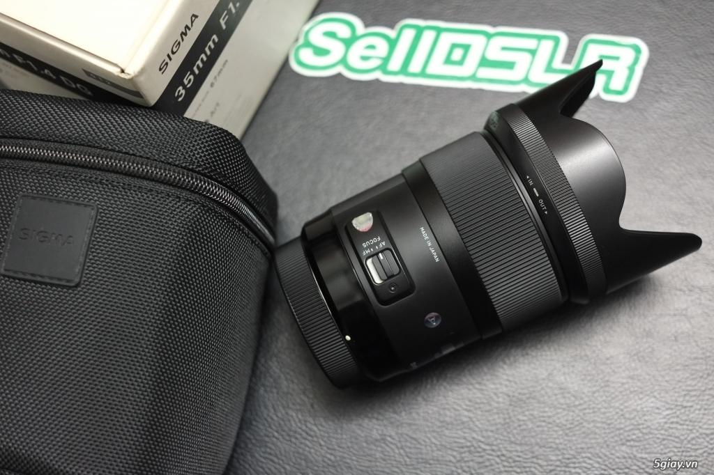 Canon 35F1.4 / 70-200F4 / 70-200F2.8 / Sigma 85 ART / 35 ART / 30 ART - 6