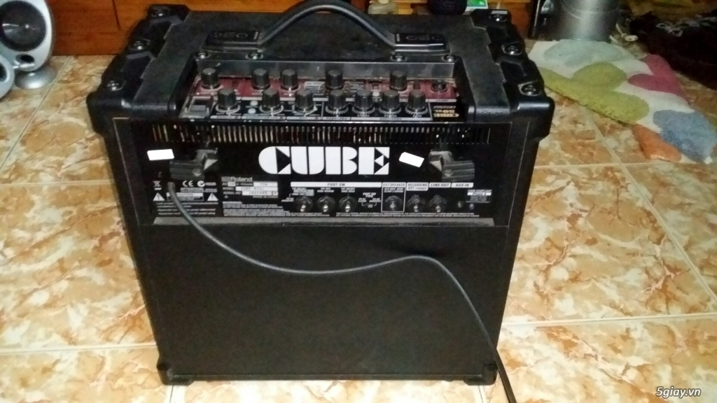 Roland Cube - 80XL mới 98% - 1