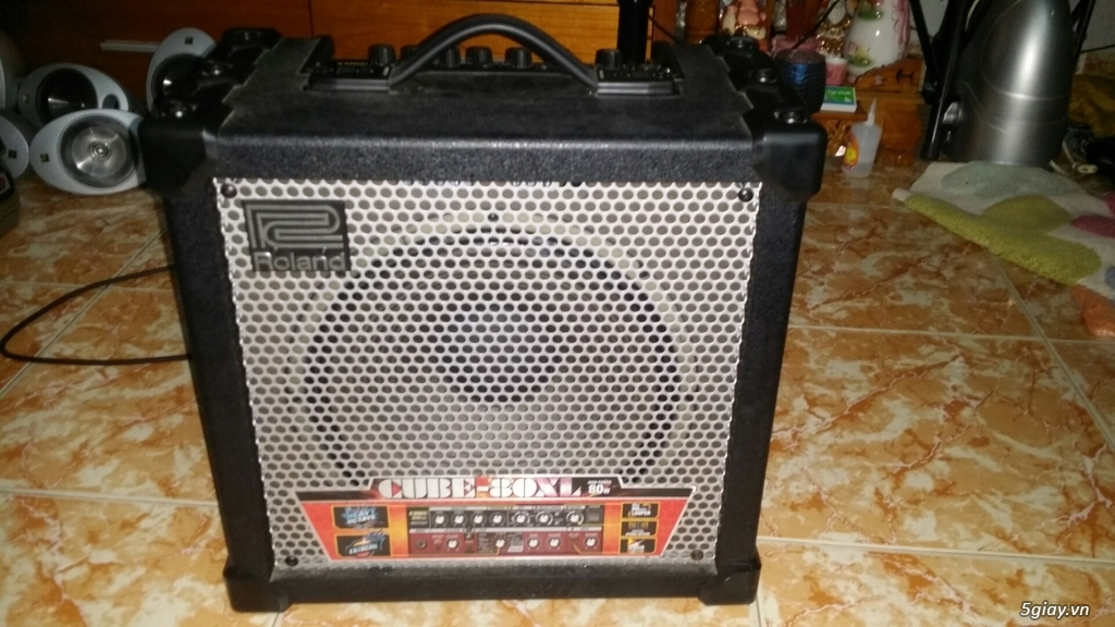 Roland Cube - 80XL mới 98%