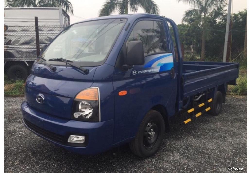 Xe tải nhẹ Hyundai H150 1.5 Tấn Hyundai Thành Công -Tây Ninh - 1