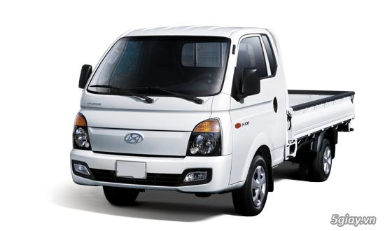 Xe tải nhẹ Hyundai H150 1.5 Tấn Hyundai Thành Công -Tây Ninh