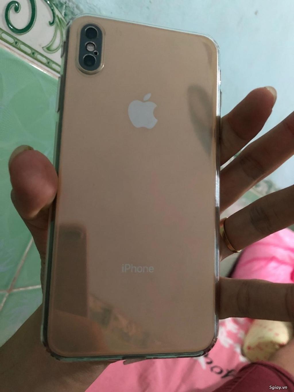 Cần Bán: iPhone XS Max 256 GB Gold 2 sim vật lí bản ZA/A - 6