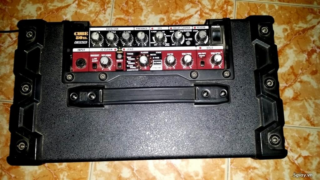 Roland Cube - 80XL mới 98% - 2