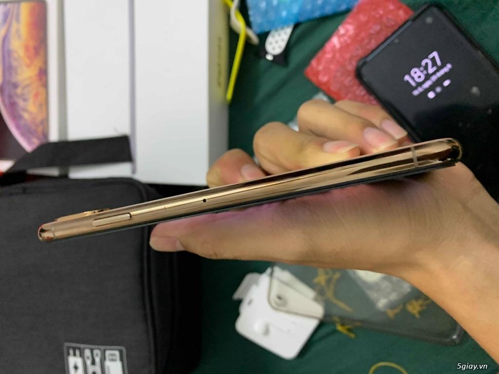 Cần Bán: iPhone XS Max 256 GB Gold 2 sim vật lí bản ZA/A - 3