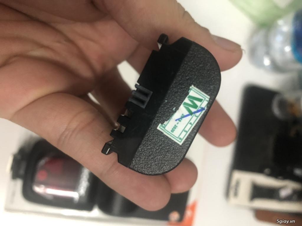Cần bán flash godox 860 canon + pin máy ảnh canon