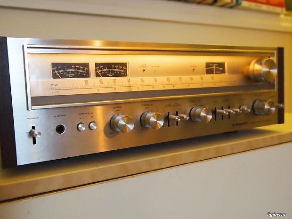 Amply Pioneer SX 780 reciever - 1