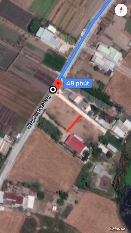 Bán Đất Giá Rẻ, Xã Mỹ Lộc, Cần Giuộc, Long An - 3