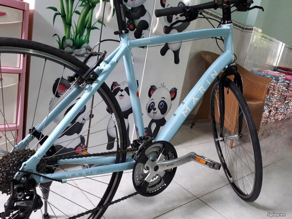 Xe đạp MARIN thương hiệu Mỹ nội địa Nhật còn mới trên 90% - 7