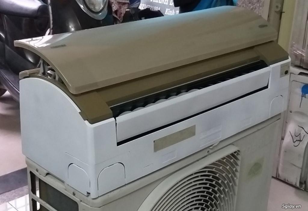 Máy lạnh nội địa Nhật TOSHIBA 2.5HP AUTOCLEAN - 2