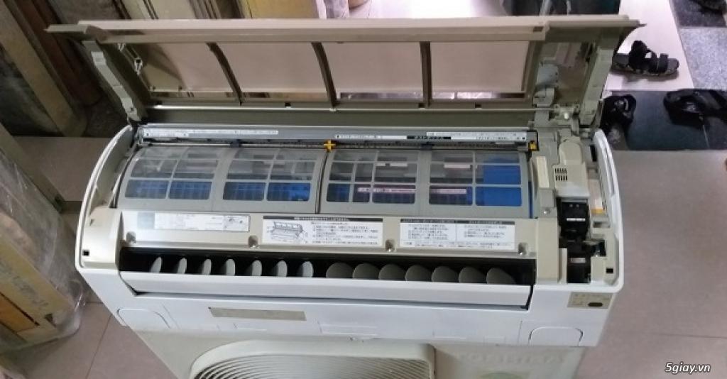 Máy lạnh nội địa Nhật TOSHIBA 2.5HP AUTOCLEAN - 4
