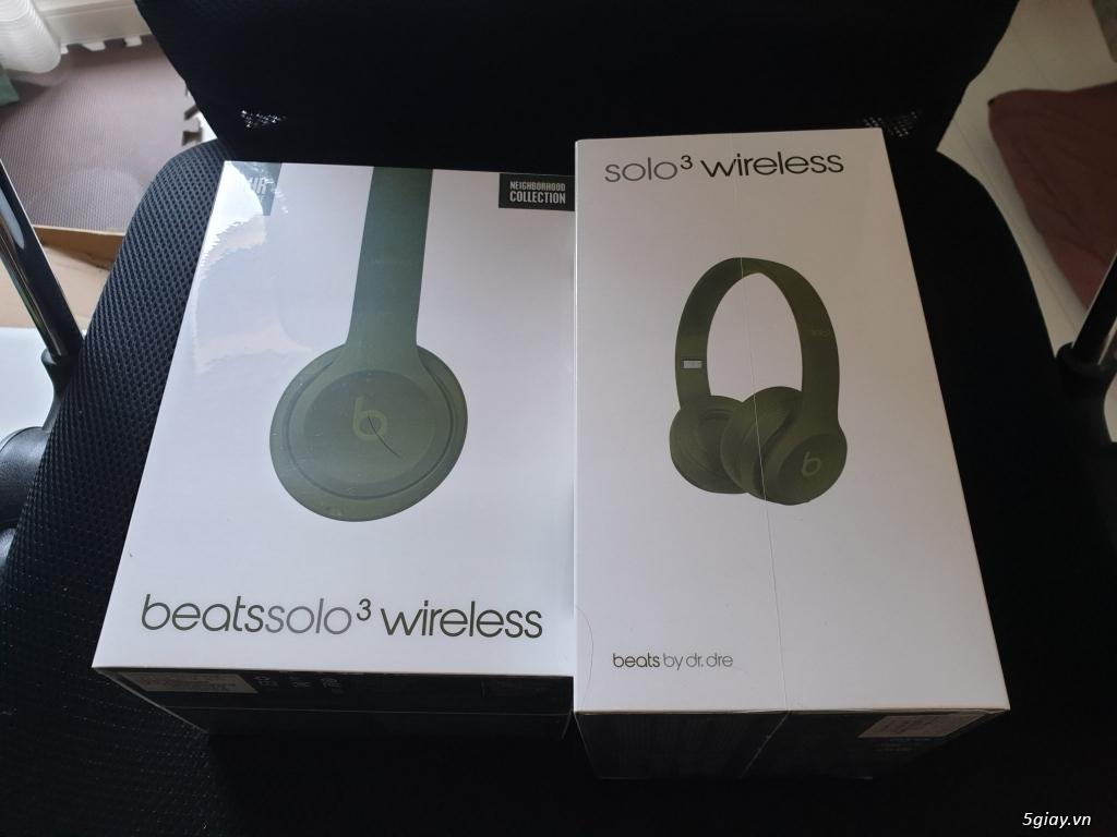 Beats Solo 3 Wireless xách tay từ Nhật
