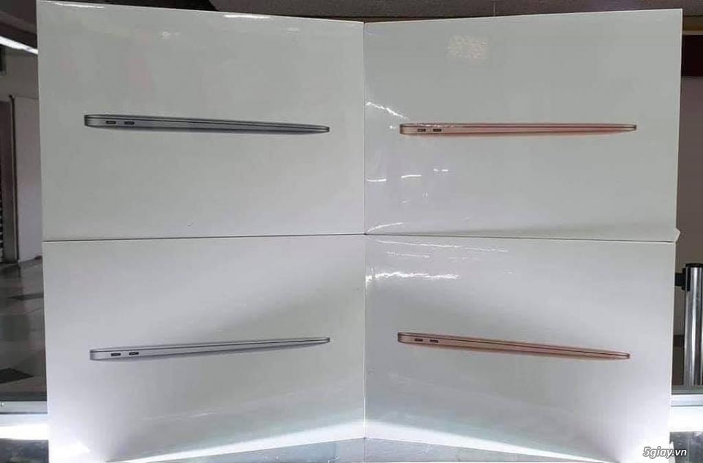 Macbook Air 2019 đủ màu new seal 100%.