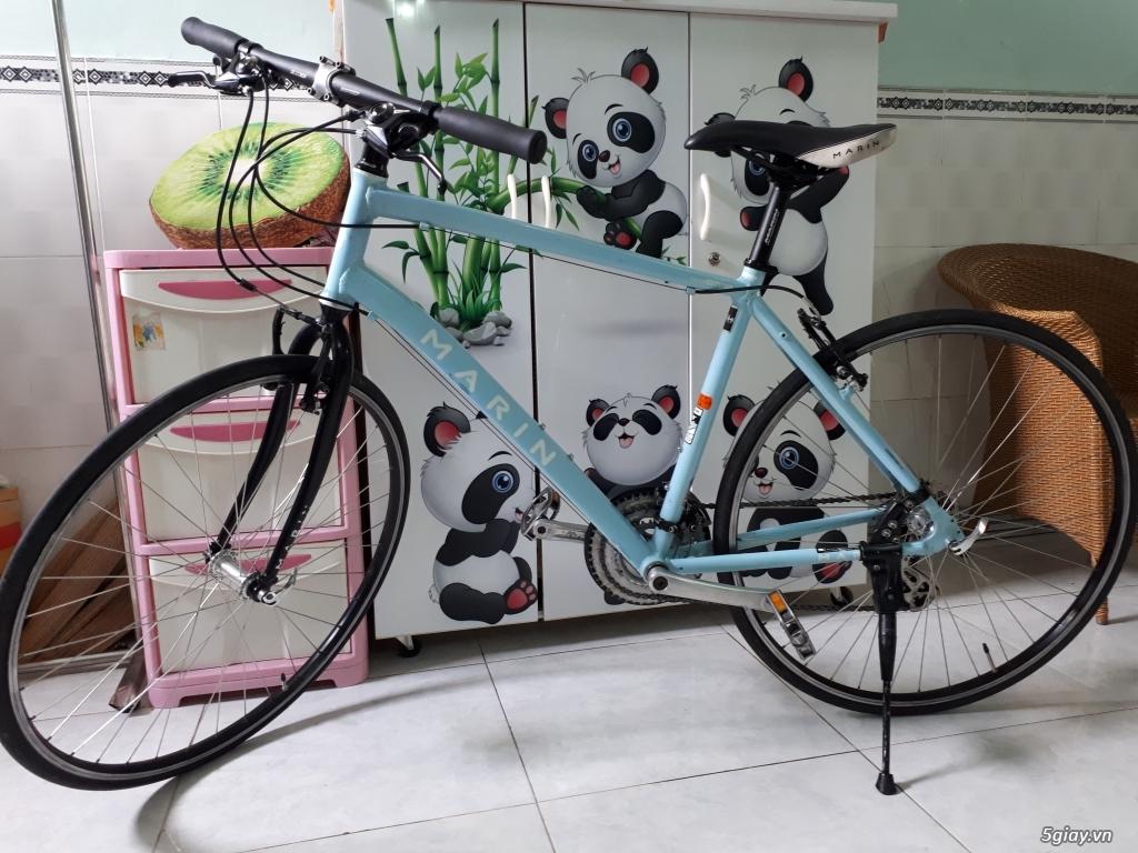 Xe đạp MARIN thương hiệu Mỹ nội địa Nhật còn mới trên 90% - 1