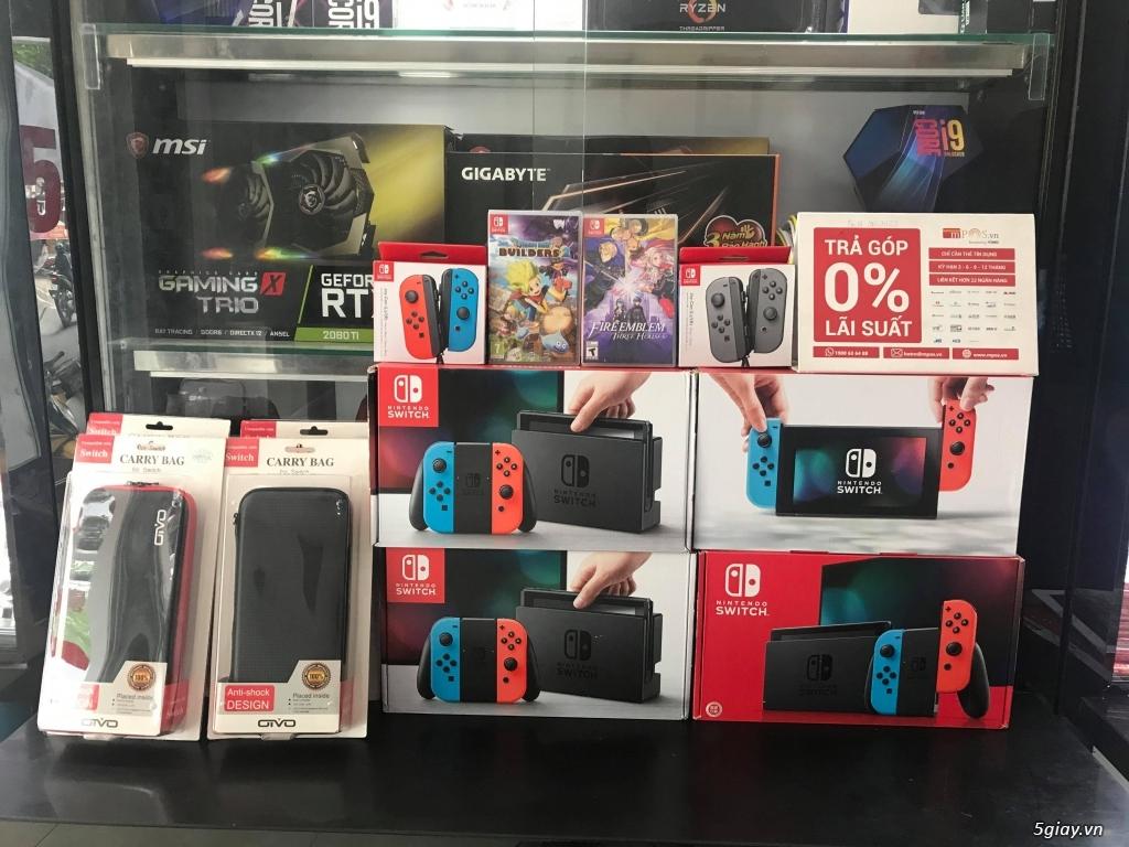 [Đà Nẵng] Máy chơi game Nintendo Switch và Sony Playstation 4