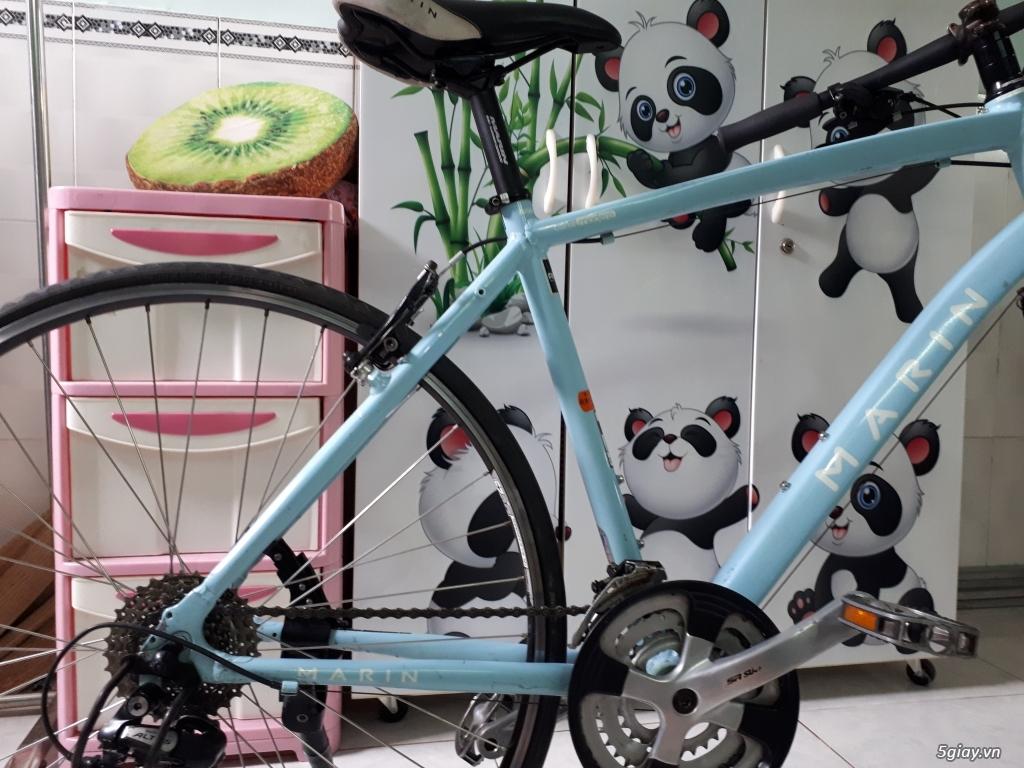 Xe đạp MARIN thương hiệu Mỹ nội địa Nhật còn mới trên 90% - 5