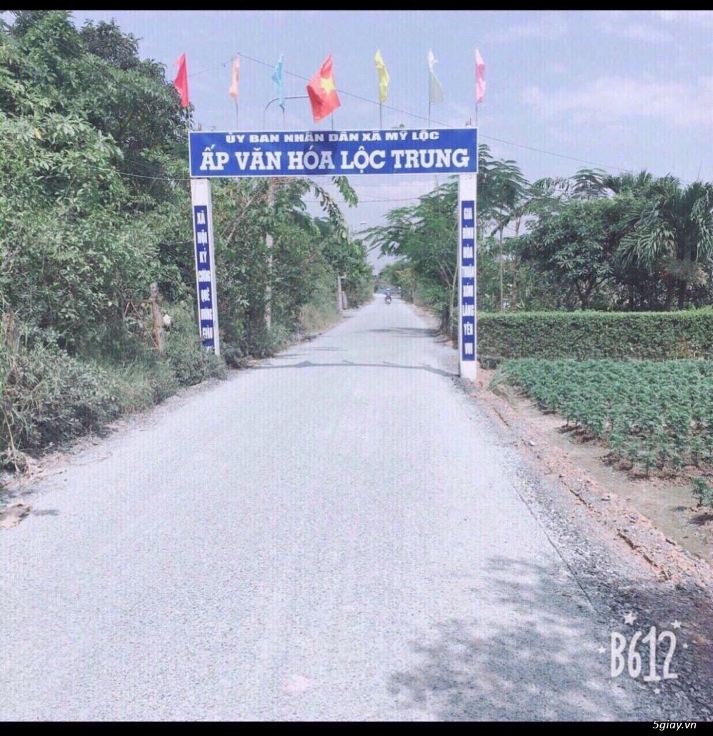 Bán Đất Giá Rẻ, Xã Mỹ Lộc, Cần Giuộc, Long An - 1