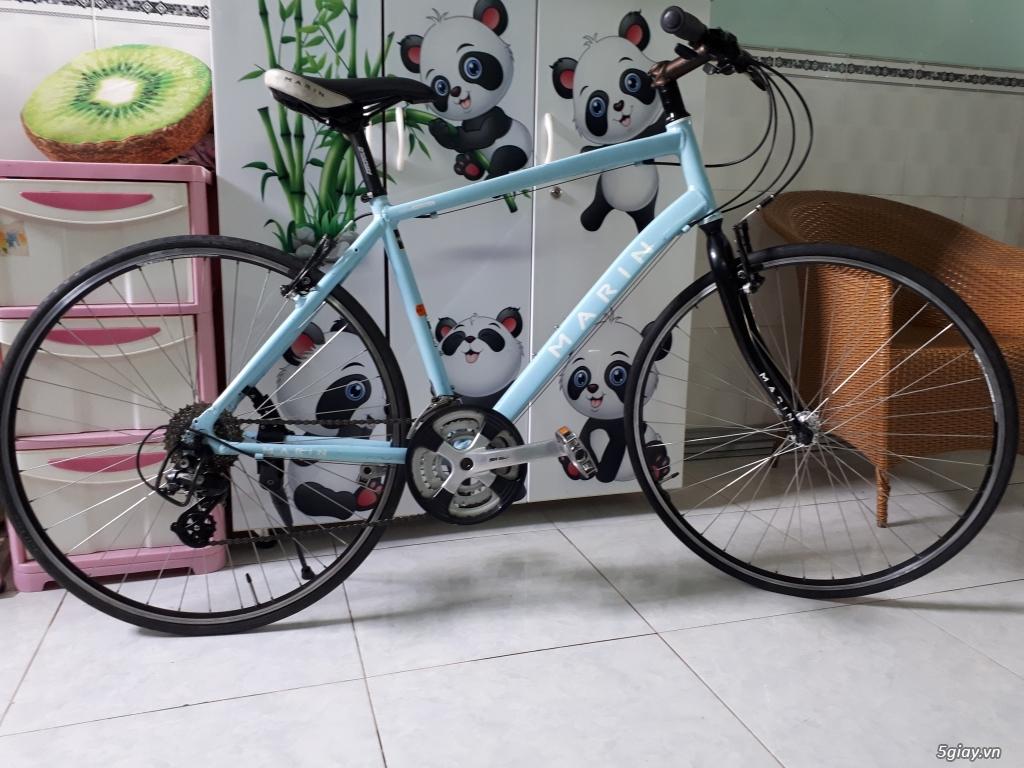 Xe đạp MARIN thương hiệu Mỹ nội địa Nhật còn mới trên 90%