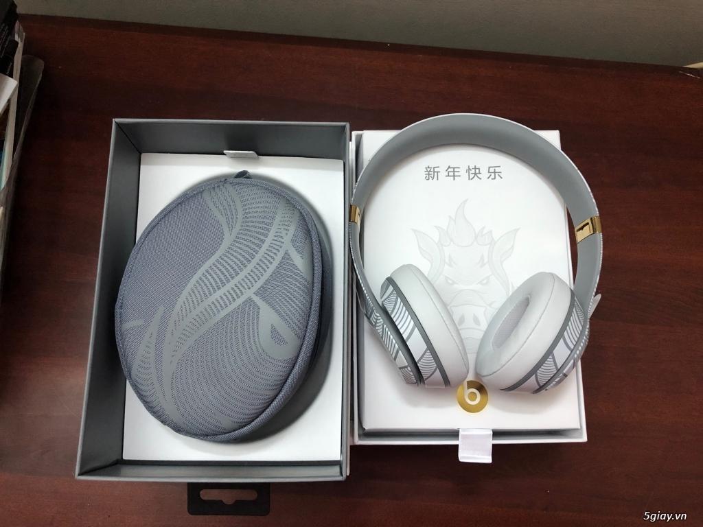 Bán tai nghe Beats solo 3, bản wireless, bản đặc biệt dành cho năm mới - 4