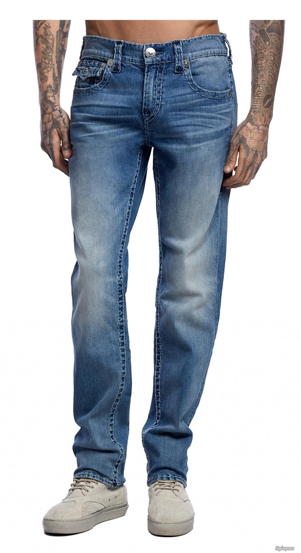 Quần Jean ông địa (True religion) hàng xách tay giá tốt