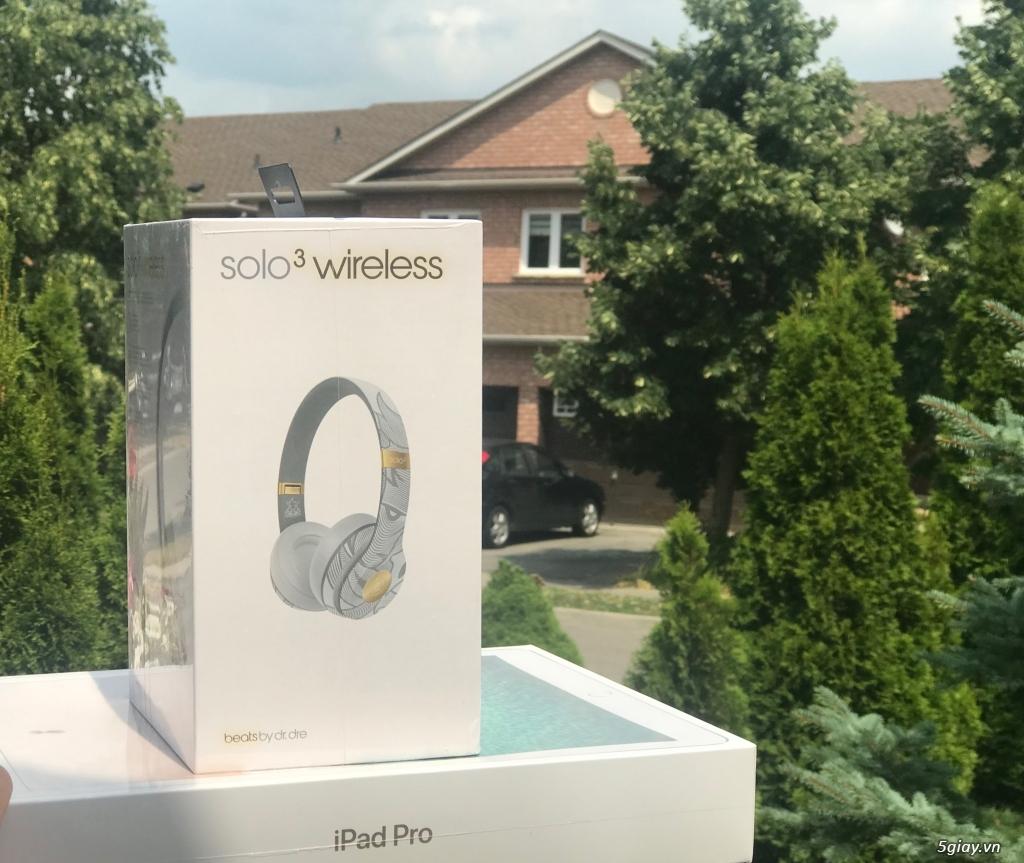 Bán tai nghe Beats solo 3, bản wireless, bản đặc biệt dành cho năm mới - 6